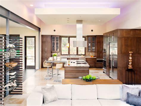 contemporary open floor plans oaks contemporary house paula ables interiors