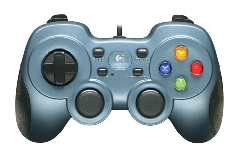 Logitech F310 Pad new logitech gamepads bring the console gaming experience to pc gamers logi