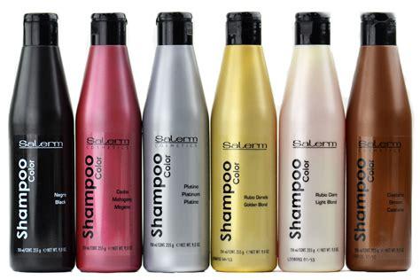 color wash for hair salerm color shoo salerm