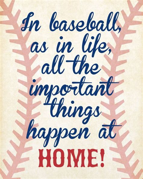 printable baseball quotes instant download baseball quotes nursery wall art home