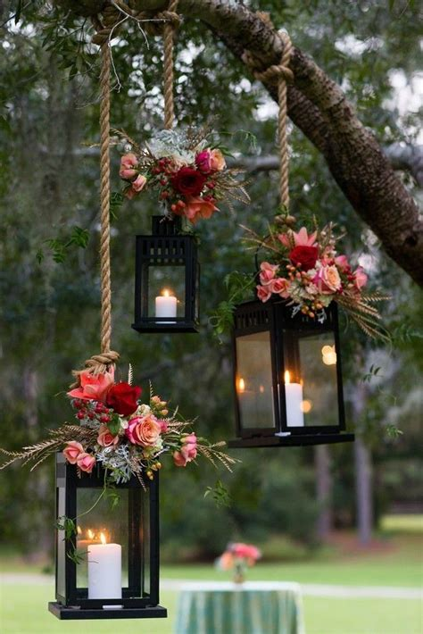 Tree Decorations For Home Whimsical Hanging Lanterns Hanging Lanterns And Weddings
