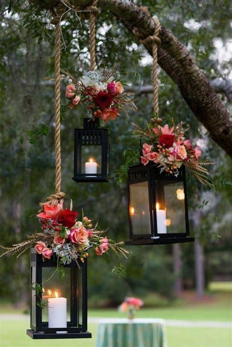 Whimsical Hanging Lanterns   Hanging lanterns, Romantic