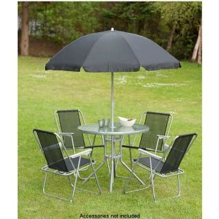 morrisons table and chairs b m gt patio set 6pc 233578