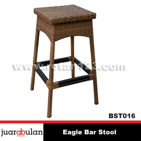 Kursi Bar Rotan harga jual eagle bar stool kursi bar rotan sintetis model gambar