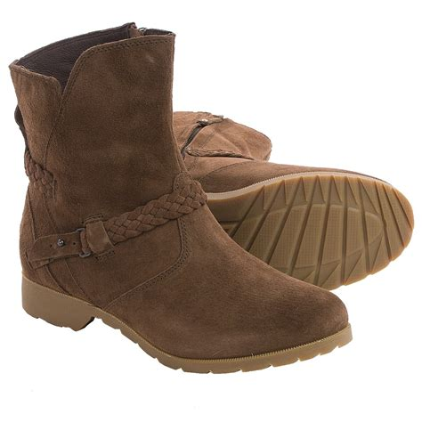 teva de la vina low boots teva de la vina low boots for save 65