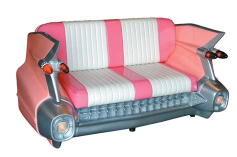 1959 cadillac couch cadillac sofa pink 1959 cadillac sofa
