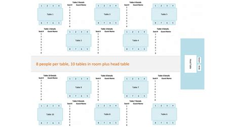 table charts for wedding reception wedding reception seating chart template