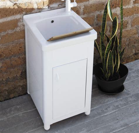mobile lavatoio da esterno lavatoio piccolo da esterno onda 46x51