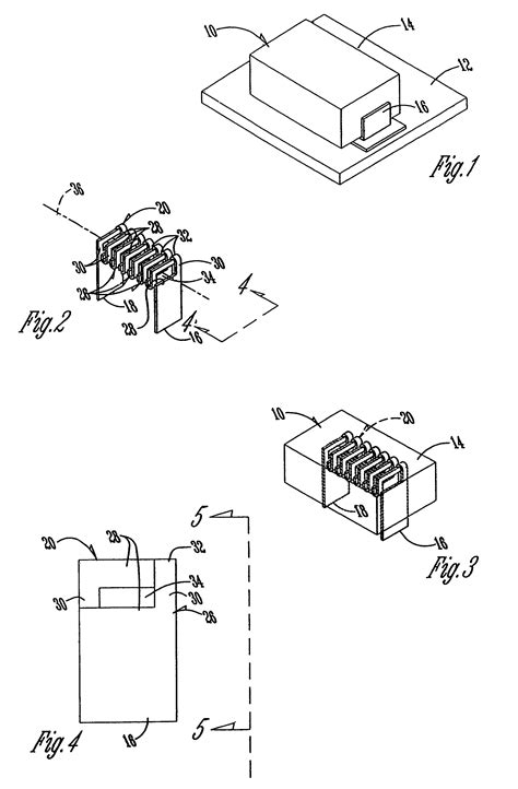 ihlp inductor material patent us7221249 inductor coil patents
