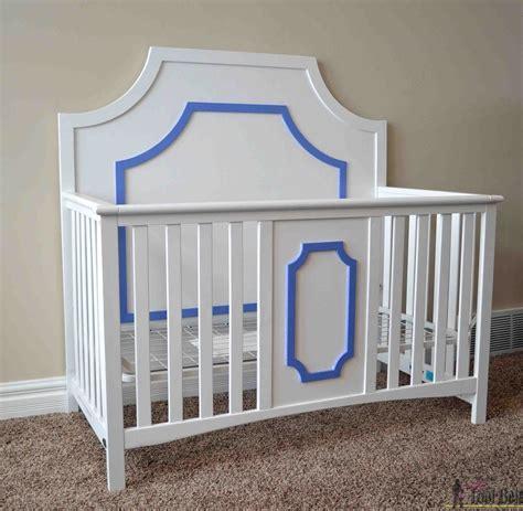 Convert Crib To Toddler Bed Diy by Diy Glamorous Crib Tool Belt