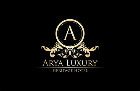 logo design luxury luxury logo arya luxury logo templates creative market