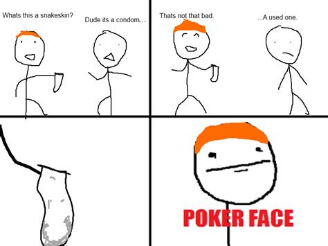Poker Face Meme - poker face meme in real life image memes at relatably com