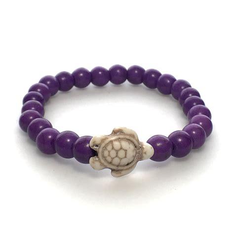 sea bead bracelets bead sea turtle bracelet peace planet