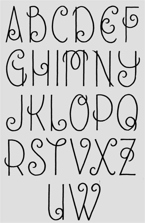 Journal, hand lettering, alphabet, font | Diseños de