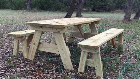 how to a picnic table how to build a picnic table