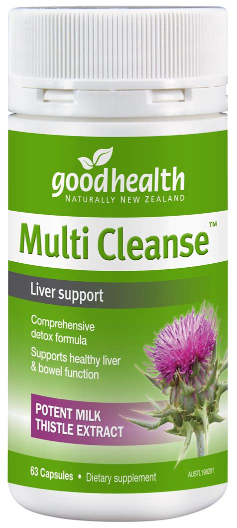 Detox Kit Nz by Goodhealth Nz Cleanse Kit 2 Steps Green Island
