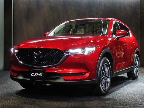 what is mazda mazda cx 5