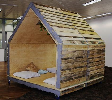 25 best ideas about pallet playhouse on