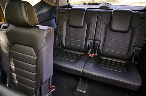 volkswagen atlas interior sunroof 2018 volkswagen atlas r line performance package unveiled