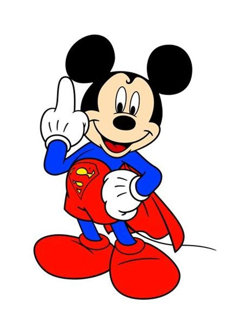 Surpet Mickey Mouse mickey by marc sich back to school