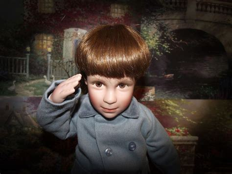 f kennedy porcelain doll 1000 images about modern artist dolls on