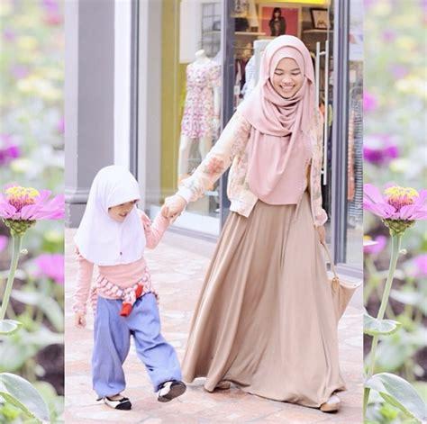 Tutorial Hijab Anak Aa Gym   gaya kompak hijab putri aa gym foto 4 dream co id