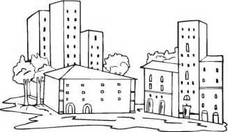 Apartment Printable Free Apartment Coloring Pages