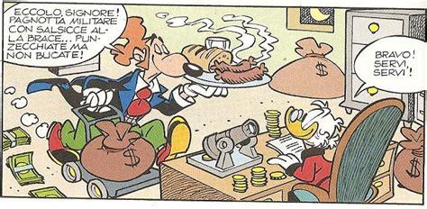 zio paperone e la lada magica la grotta fumetto aprile 2012