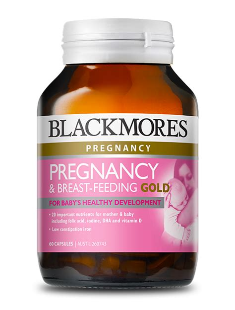 Blackmores Pregnancy Breast Feeding Gold 180 Caps Ori Oz blackmores vitamins and supplements australia s most trusted blackmores