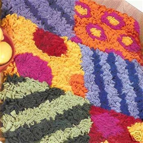 cool rugs made easy leisure arts latch hook rug pattern