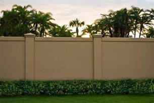 brick wall fence designs boundrwall 01 let s build