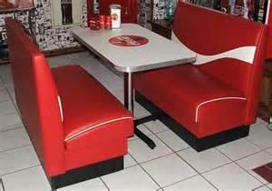 coca cola tisch coca cola diner table booth set cola stuff usa