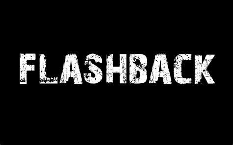 Flashback To The flashback rainblog4