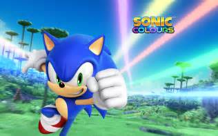 sonic colors exclusive sonic colors wallpaper gaming level