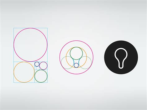 design logo using golden ratio golden ratio logo by andrew becker dribbble