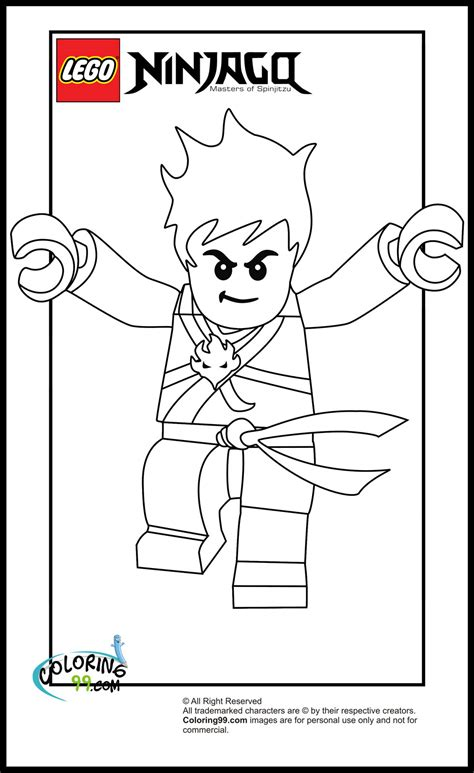 ninjago coloring pages zane zx kai zx of lego ninjago coloring pages