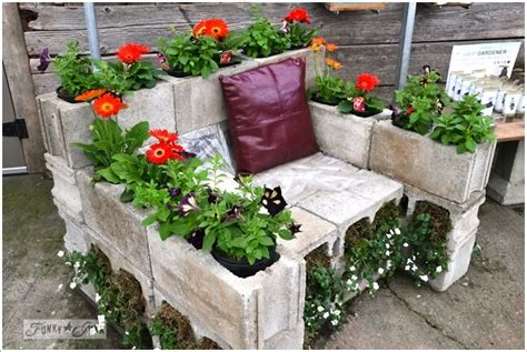 Cinder Block Garden Ideas 10 Awesome Ideas To Design A Cinder Block Garden Peaceful Resistance Sustainable Living And