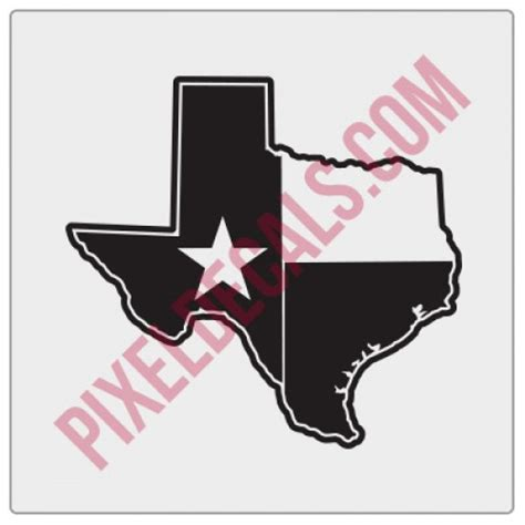 texas flag jeep pixeldecals com jeep and offroad decals and stickers