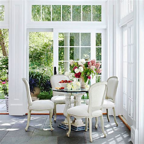 Sunroom Dining Room Ideas 50 Most Sunroom Furniture Designs