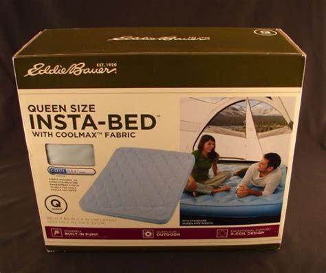 new eddie bauer size bed mattress cool ebay