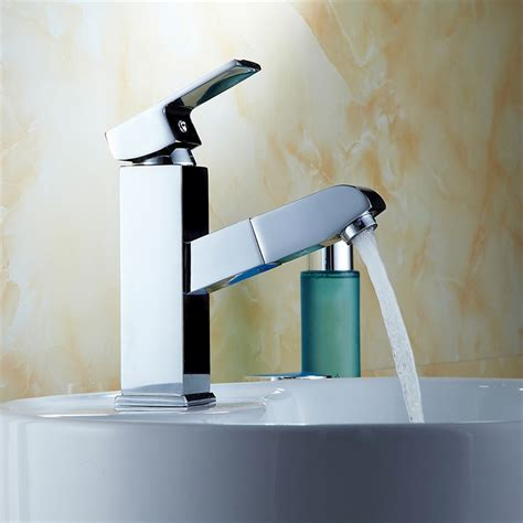 bathroom sink hose pullout spray hose bathroom basin sink shower spout tap
