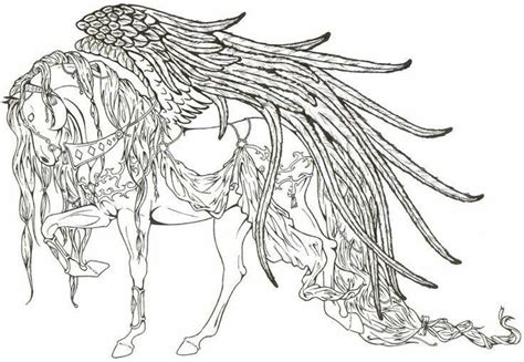 pegasus coloring pinterest pegasus and art