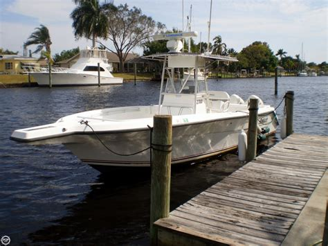 most affordable fishing boats 2003 used angler 2700 center console center console