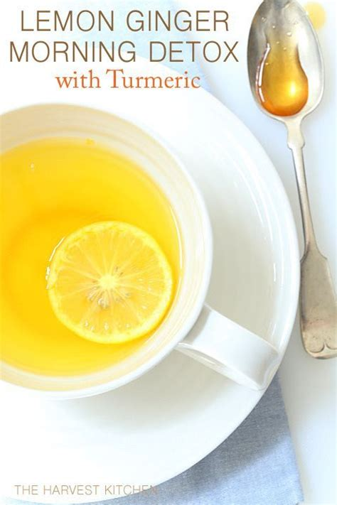 Honey Lemon Turmeric Detox the world s catalog of ideas