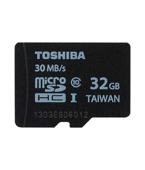Memory Card 4gb Toshiba toshiba 32 gb micro sd memory card class 10 buy toshiba 32 gb micro sd memory card class 10