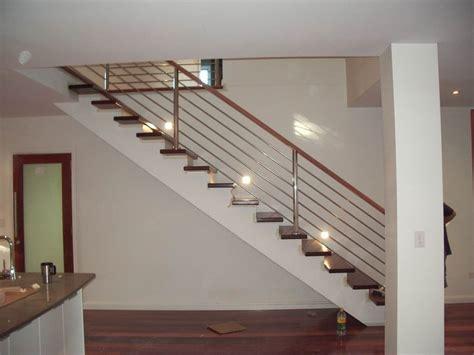 mika style stainless steel stair railings gallery tullipan homes