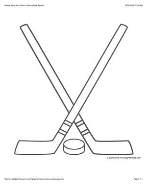 coloring pages of a hockey stick 28 best images about winter on pinterest snowflakes