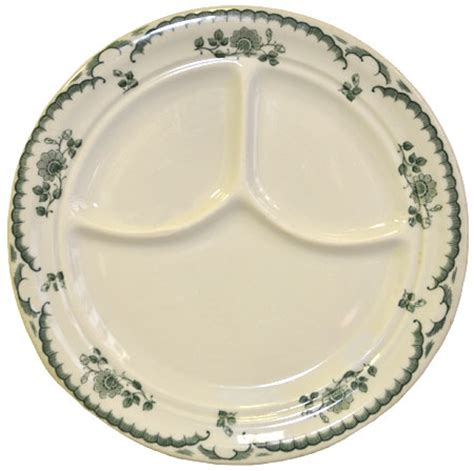 sectioned dinner plates a gorgeous divided dinner plate collectors weekly