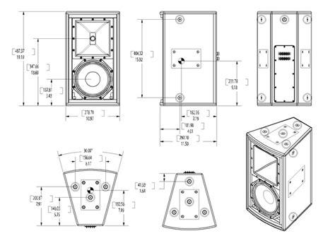 Speaker Aktif Kotak By R 3 skema box speaker speaker 2 way