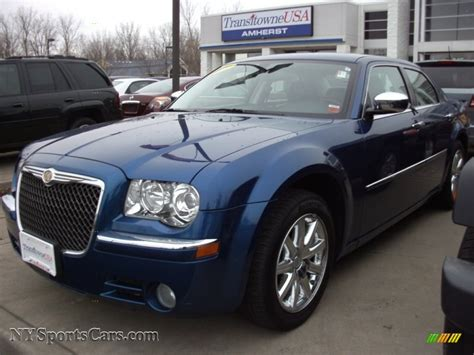 2009 chrysler 300 limited 2009 chrysler 300 limited in water blue pearl
